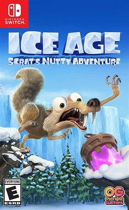 ICE AGE: SCRATS NUTTY ADVENTURE NINTENDO SWITCH 2.EL