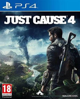 JUST CAUSE 4 PS4 2.EL