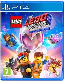 LEGO THE MOVIE VIDEO GAME 2 PS4