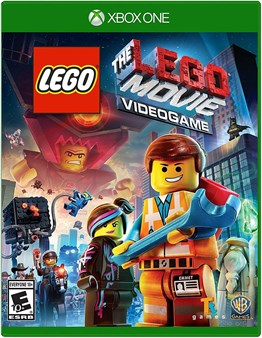 LEGO THE MOVIE VIDEO GAME XB1