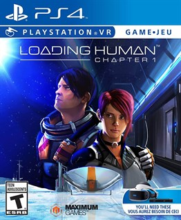 LOADING HUMAN CHAPTER VR PS4