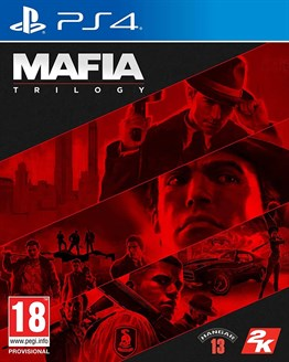 MAFIA Trilogy 1-2-3 PS4
