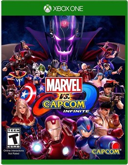 MARVEL VS CAPCOM INFINITE XBOX ONE 2.EL