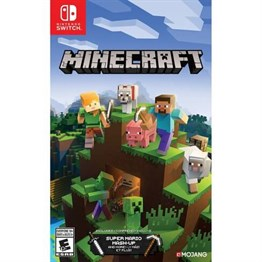 MINECRAFT NINTENDO SWITCH 2.EL