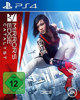 MIRRORS EDGE PS4