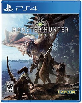 MONSTER HUNTER WORLD PS4 2.EL