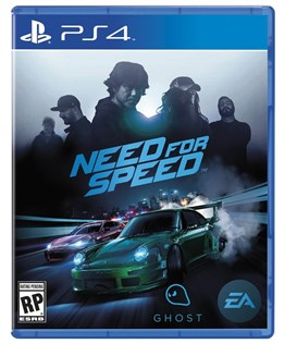 NEED FOR SPEED PS4 2.EL