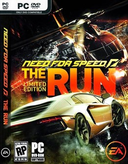 NEED FOR SPEED THE RUN NFS PC