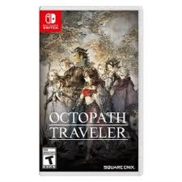 OCTOPATH TRAVELER NINTENDO SWITCH 2.EL