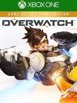 OVERWATCH GOTY XBOX ONE 2.EL