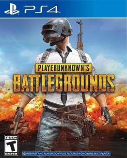 PLAYERUNKNOWNS BATTLEGROUNDS PUBG PS4 2.EL