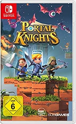 PORTAL KNIGHTS NINTENDO SWITCH 2.EL