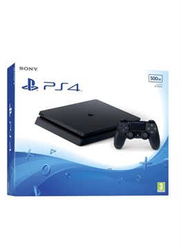 PS4 500 GB SLIM SONY EU GARANTİLİ