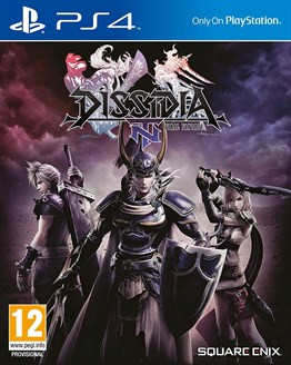 PS4 DISIDIA FINAL FANTASY
