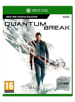 QUANTUM BREAK XBOX ONE 2.EL