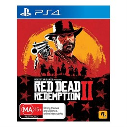 RED DEAD REDEMPTION 2 PS4 2.EL