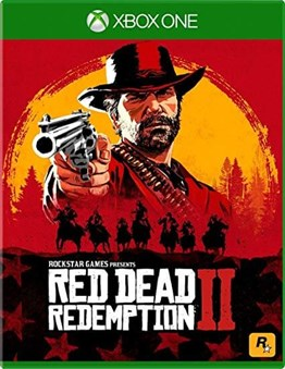 RED DEAD REDEMPTION 2 XBOX ONE 2.EL