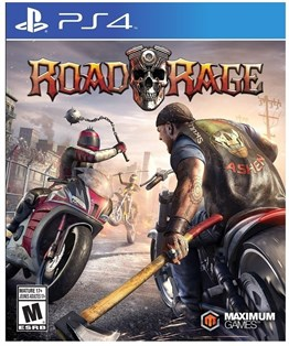 ROAD RAGE PS4 2.EL