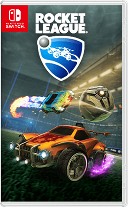 ROCKET LEAGUE NINTENDO SWITCH 2.EL