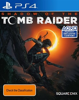 SHADOW OF THE TOMB RAIDER PS4 2.EL