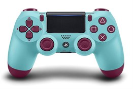 Sony PlayStation Dualshock 4 Ds4 Berry Blue V2