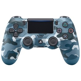 Sony PlayStation Dualshock 4 Ds4 Blue Camouflage v2