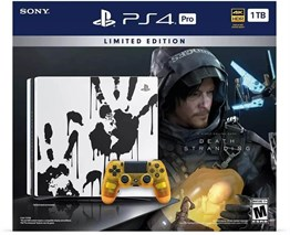 Sony PlayStation Pro 1 TB Death Stranding Limited Edition