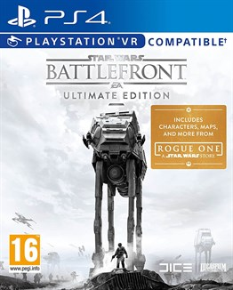 STAR WARS BATTLEFRONT VR PS4 2.EL