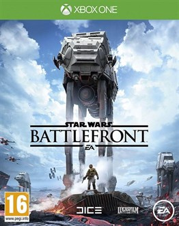 STAR WARS BATTLEFRONT XBOX ONE 2.EL