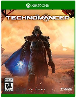 TECHNOMANCER XBOX ONE 2.EL