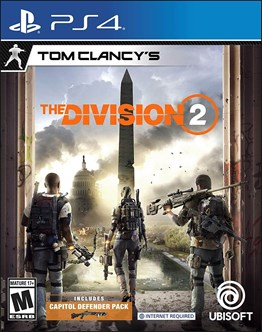 THE DIVISION 2 PS4 2.EL
