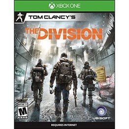 THE DIVISION XBOX ONE 2.EL