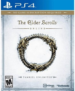 THE ELDER SCROLLS ONLINE PS4
