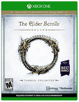 THE ELDER SCROLLS ONLINE: TEMRIEL UNLIMITED XBOX ONE 2.EL