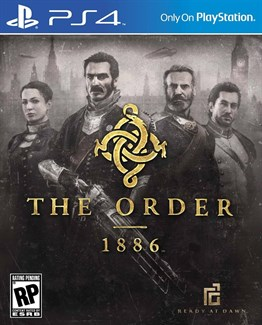 THE ORDER 1886 PS4 2.EL