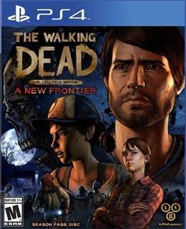 THE WALKING DEAD SEASON 3 A NEW FRONTER PS4