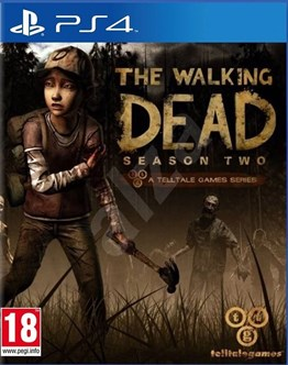 THE WALKING DEAD SEASON TWO PS4 2.EL