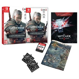 THE WITCHER 3 WILD HUNT COMPLETE EDITION NINTENDO