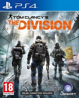 TOM CLANCY THE DIVISION PS4 2.EL