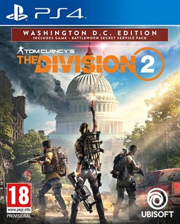 TOM CLANYS THE DIVISION 2 WASHİNGTON EDITION