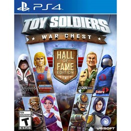 TOY SOLDIERS PS4