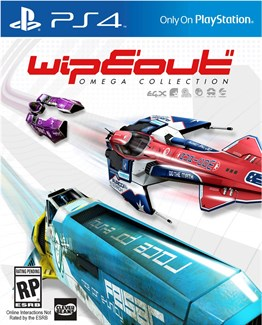 WIPEOUT PS4 2.EL