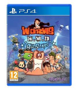 WORMS W.M.D ALL STARS PS4 2.EL